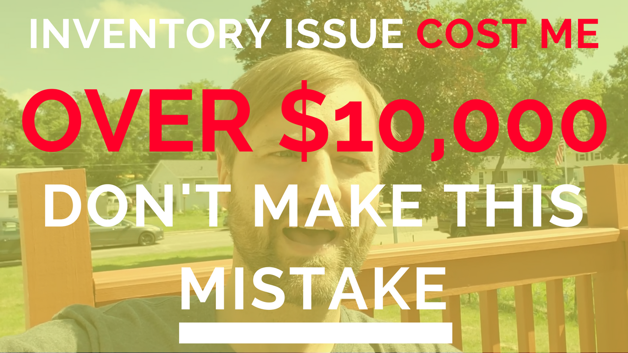 This Amazon Wholesale Inventory Issue Cost Me Over $10,000 with RestockPro
