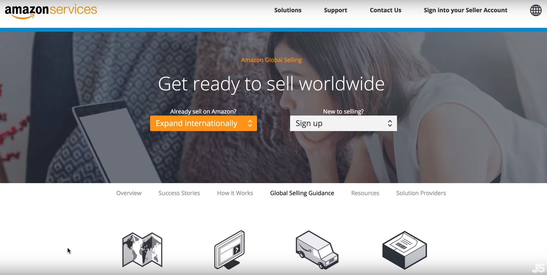 Read more about the article How To Sell On Amazon.com If You Live Outside The USA