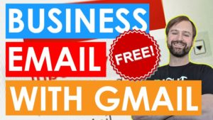 How To Use Your Business Email with Gmail for FREE