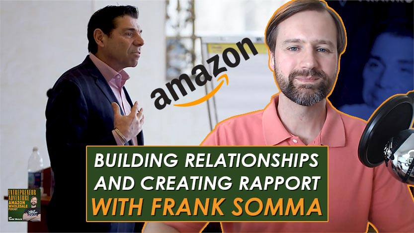 EA20 Building Relationships and Creating Rapport with Frank Somma