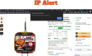 IP Alert Review & $20 Off Chrome Plugin