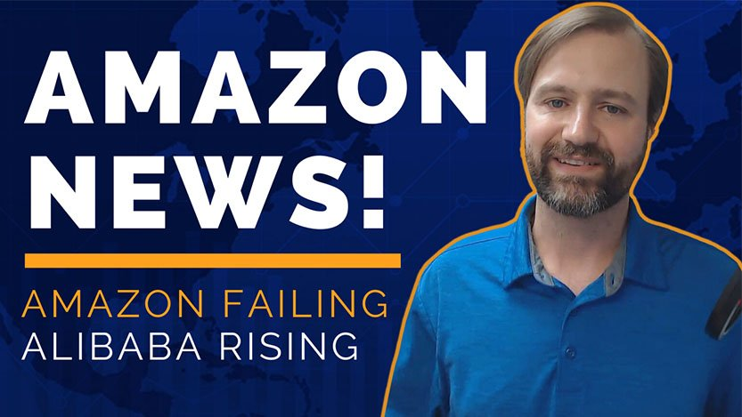 EA29 Amazon News: Amazon Failing, Alibaba Rising, Packages in the Sewer, Government Scrutiny, SBA Loans