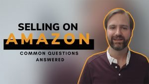 EA28 How To Selling On Amazon Common Questions Answered