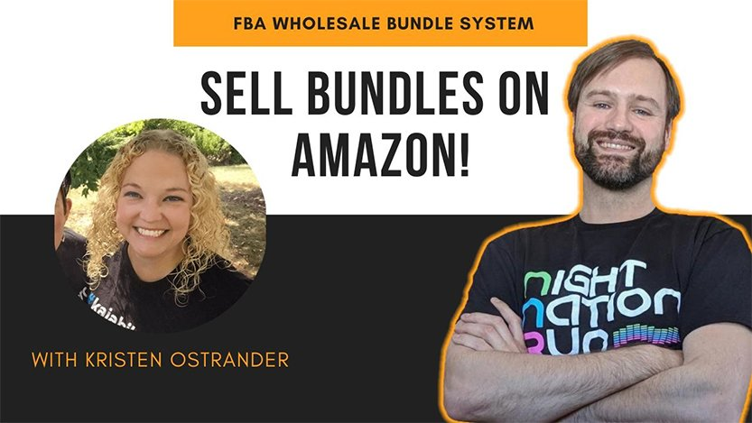Amazon FBA Wholesale Bundle System, How To Sell Bundles On Amazon