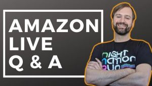 EA 35 Amazon Wholesale Live Q&A- website