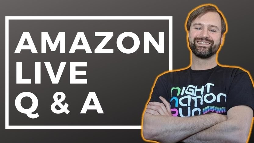 EA 35 Amazon Wholesale Live Q&A