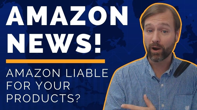 Read more about the article Amazon Liable For Your Products, Prime Air Drones, Prime Day, Amazon Drivers Saving Little Girls and Dogs
