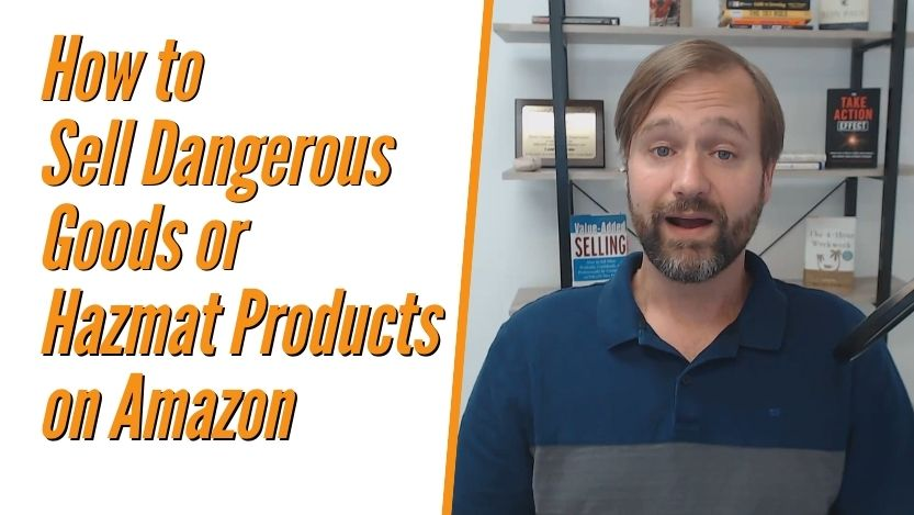 EA42 Selling Dangerous Goods or Hazmat Products on Amazon