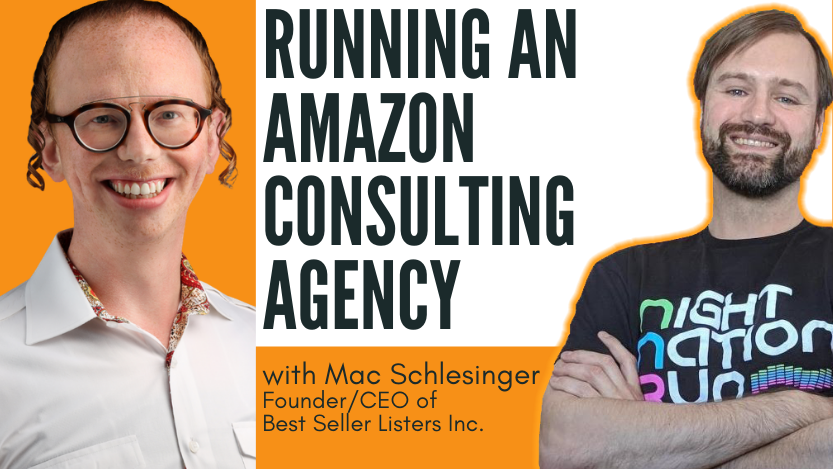 Running an Amazon Consulting Agency & Optimizing Listings